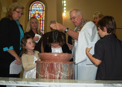 Baptismal Photo