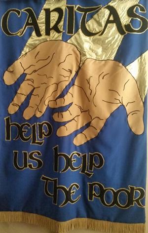 Caritas Banner