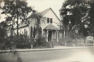 Church Exterior 1912