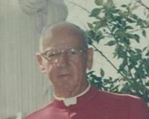 Rev. Msgr Charles L Elslander 2