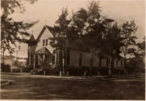 Church 1920s