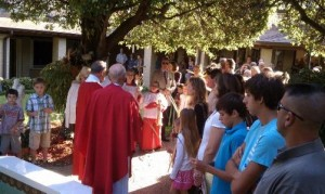 Palm Sunday 2012 - 2