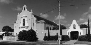 St. Martha Exterior