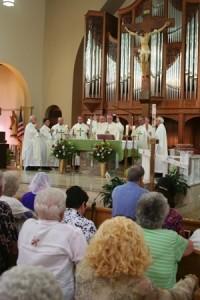 Anniversary Mass